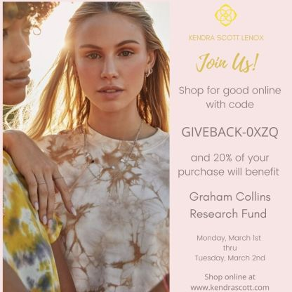 Graham Collins Research Fund Give Back